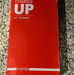 YUSTDA Charge up adapter NIB